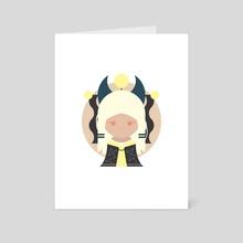 Melantha (OC) - Art Card by Shiny Pudding