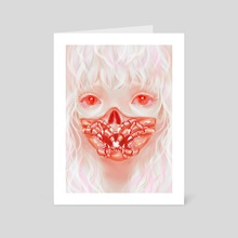 Mucosa - Art Card by Saccstry