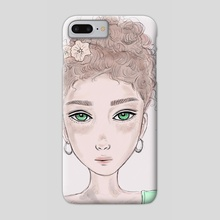 Colette - Phone Case by Rumirie
