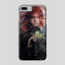 Young Wind - Phone Case by Camila Vielmond