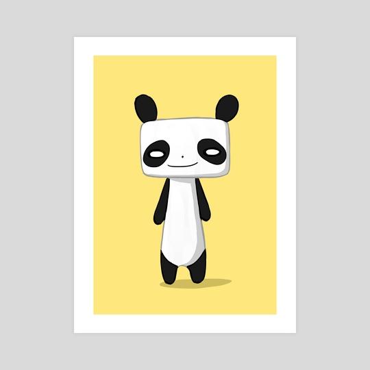 Panda 2 by Indré Bankauskaité