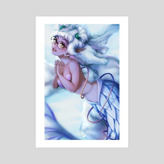 Skymaid by oxcoxa