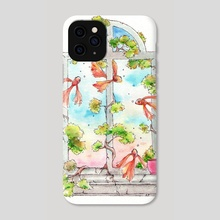 Window - Phone Case by cj del rosario