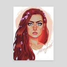 Harmony Nice - Canvas by Melissa Falconi