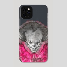Pennywise - Phone Case by Matt Byle