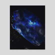 yCosmosy - Canvas by Feliciano Silva