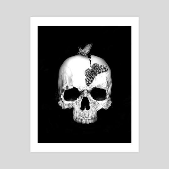 Skull and Soul by Giordano Aita