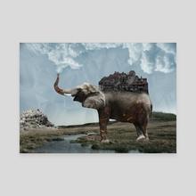Creator - Canvas by Mihail Georgiev