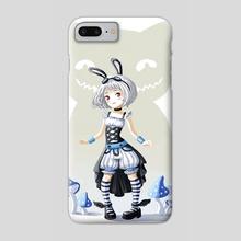 Alice - Phone Case by Indré Bankauskaité