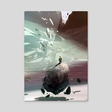 Sands - Acrylic by Sparth