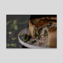 Torta Tal-Irkotta (3) - Acrylic by Matthew Null