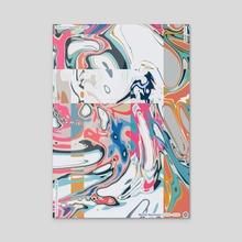 "WWP 257 ""another layer"" - Acrylic by Martin Naumann"