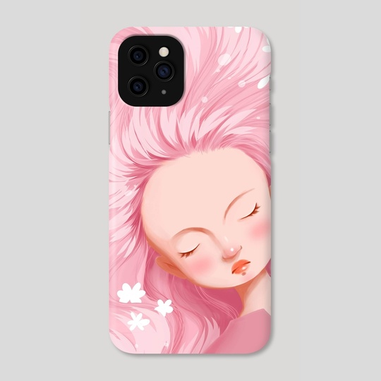 pinky by Y Phien Tra