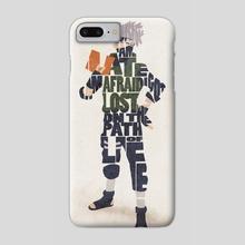The Copycat Ninja - Phone Case by Deniz Akerman