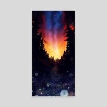 Home - Canvas by Ewan Rose
