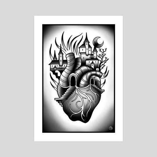 Stoneheart by DarkLetter Books