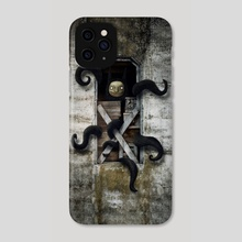Agorafobia - Phone Case by Laura Nagel