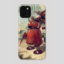 Delirium Island - Phone Case by Sergey Kolesov