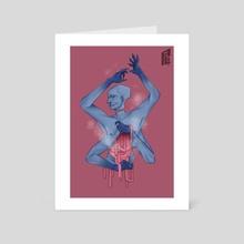 Dein - Art Card by Aliyah Nadal