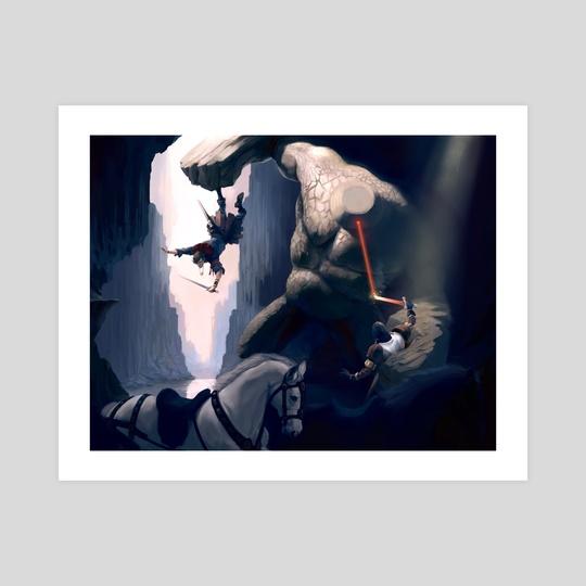 Golem by Tom Cech