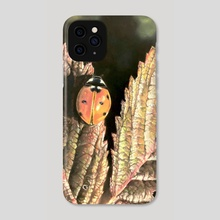 Blackberry Lady - Phone Case by Hope Martin
