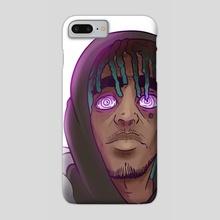 Uzi - Phone Case by Baesd art