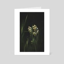 Nurmenukk - Art Card by ketter raudmets