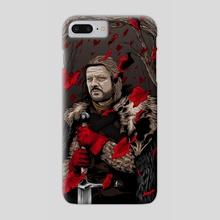 Eddard Stark - Phone Case by Denis O'Sullivan