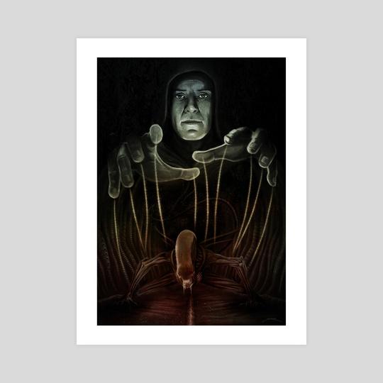 ALIEN Covenant – Puppetmaster by Xav DRAGO