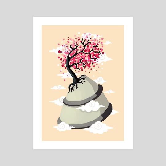 Cherry Blossom by Indré Bankauskaité