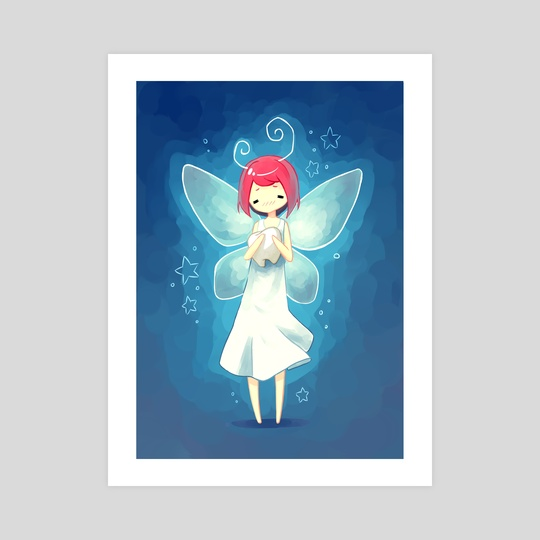 Tooth Fairy by Indré Bankauskaité