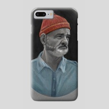 Bill Murray - Phone Case by Thomas Moore