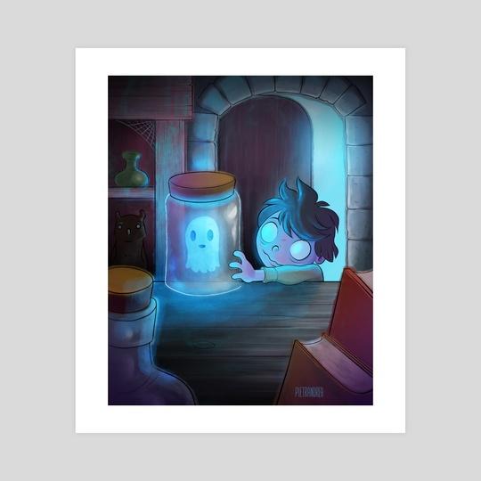 Haunted by David Pietrandrea