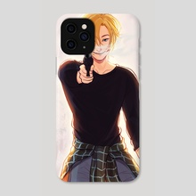BAM! - Phone Case by Alexgv