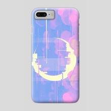 City line - Phone Case by Xharr Quiso