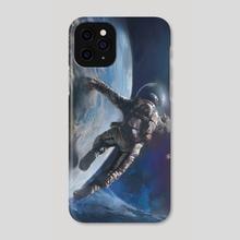 The Prometheus Effect - Phone Case by Boti Harko