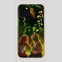 Forest lovers - Phone Case by Erza Vibes