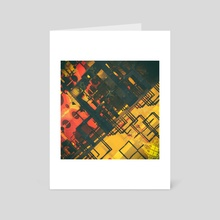 Tycho - Art Card by MEATLOAF (DESIGN HOUSE)