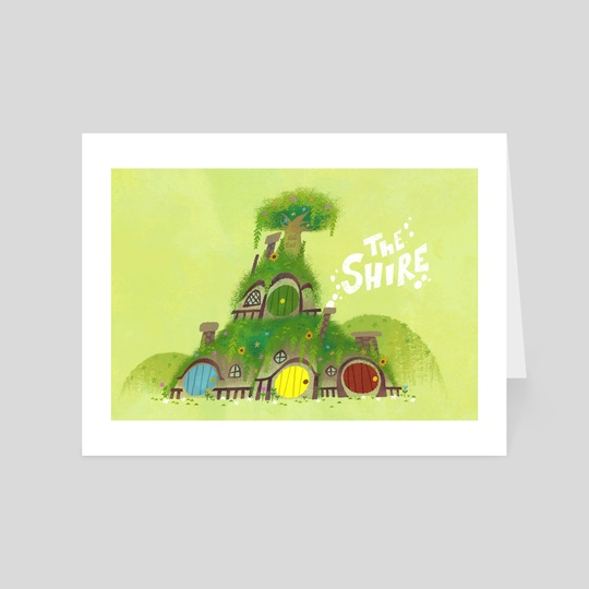 The Shire by Nikolas Ilic