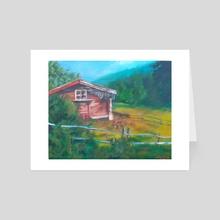 Summer bliss - Art Card by Jarred Davis