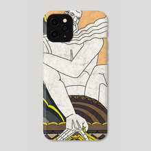 Zeus - Phone Case by janko