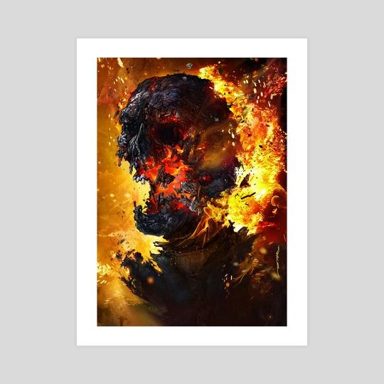 Mance Rayder by Ertaç Altınöz