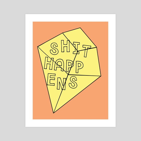 Shit Happens by Alesia Fisher
