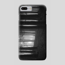 Dark Forest II - Phone Case by Diogo Pereira