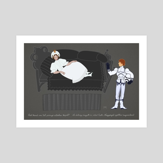 Lilla kiszabaditasa by Marton Adam