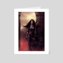 Morgana - Art Card by Cos Koniotis