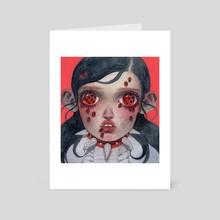 Ladybug - Art Card by likrot