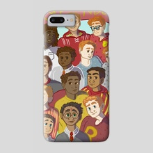 House Pride - Phone Case by Savanna Whitlock