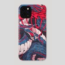 Ouroboros  - Phone Case by Chun Lo