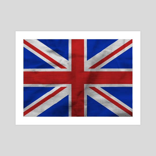 britain flag colored by Marco Livolsi